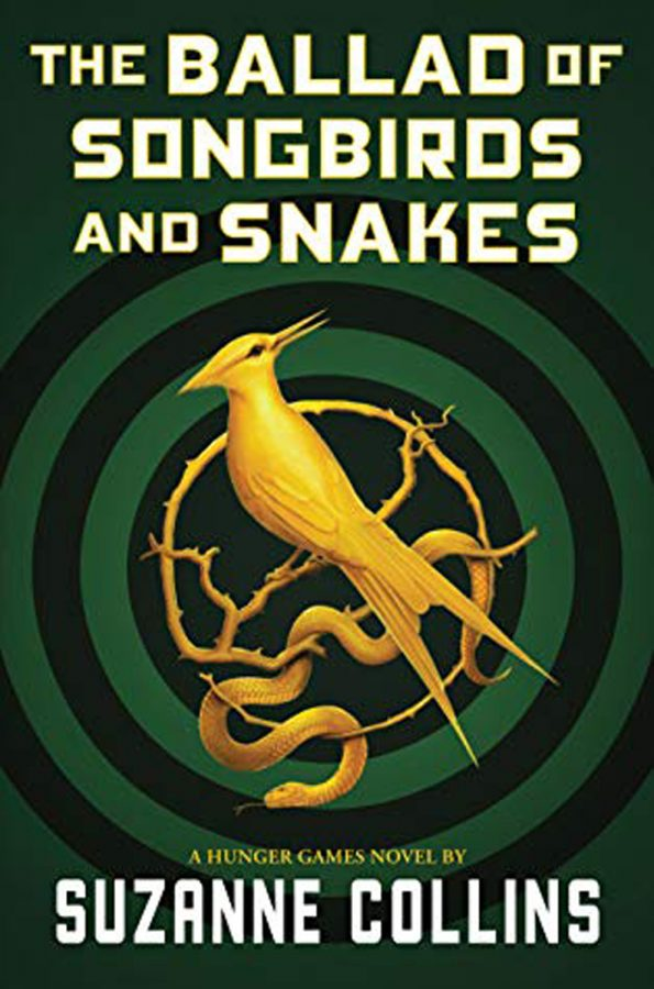 "Suzanne Collins, author of ""The Hunger Games"" trilogy, will release her book ""The Ballad of Songbird and Snakes"" on May 19."