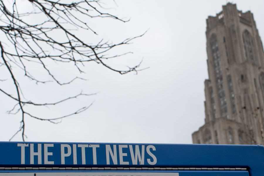 The Pitt News has been active since 1910.