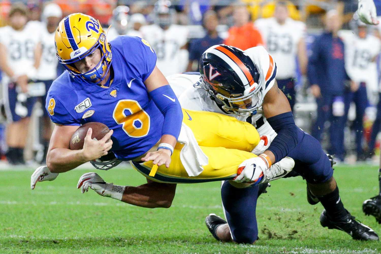 Pitt football hasn't reached a season above eight wins since 2009.