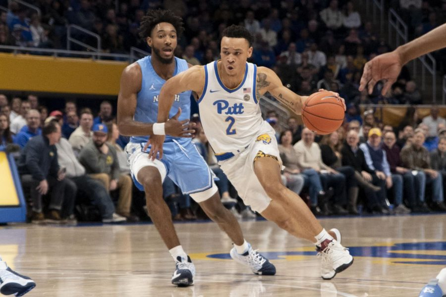Sophomore guard Trey McGowens averages 2.9 turnovers per game.