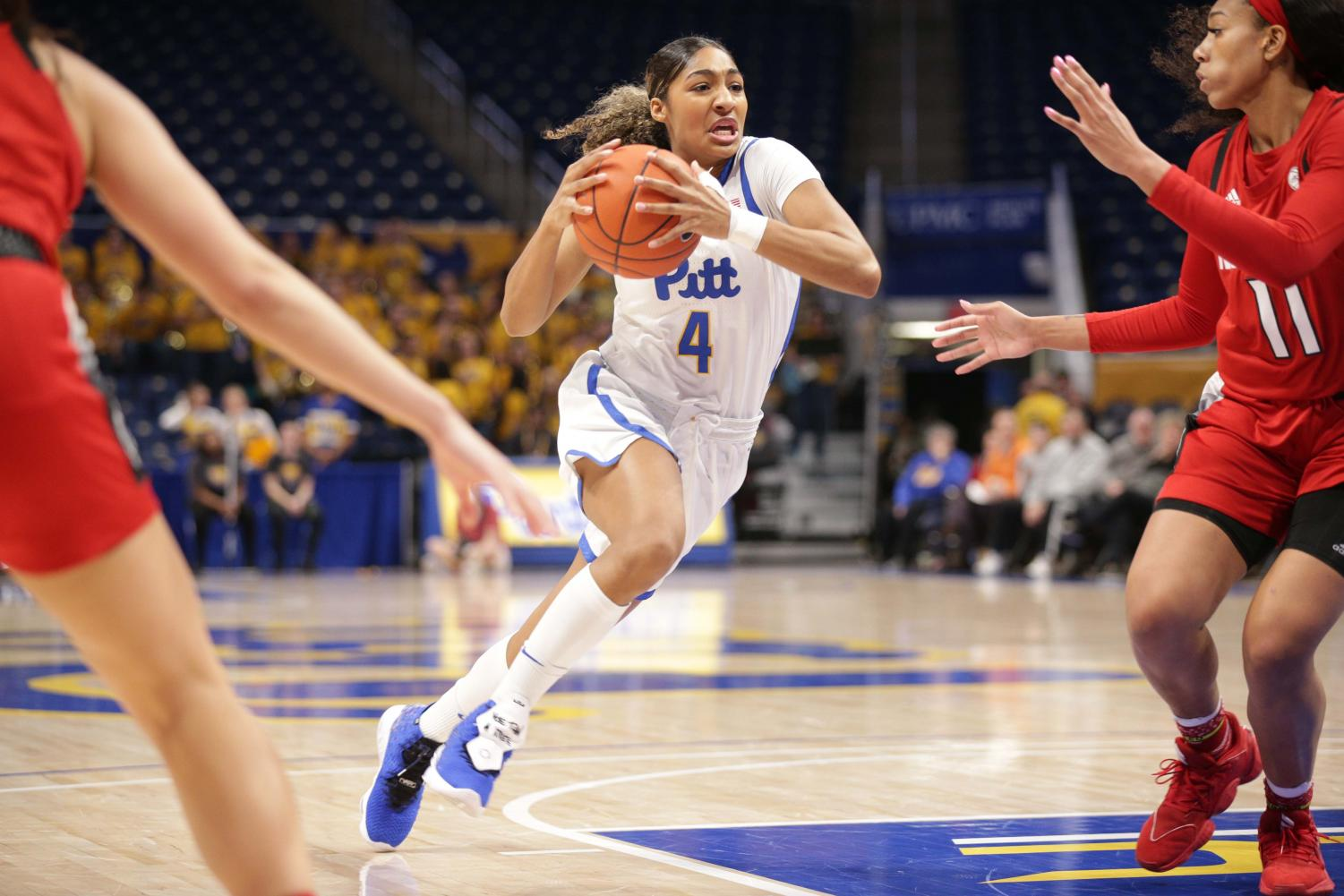 With the loss to No. 5 Louisville, the Panthers (3-16 overall, 0-8 ACC) extend their losing streak to 12 games on the season and remain winless in conference play in womens' basketball.