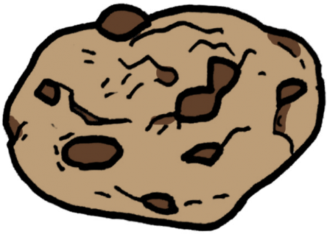 Caramel Chocolate Chips are one of many cookies that Girl Scouts offer for purchase.