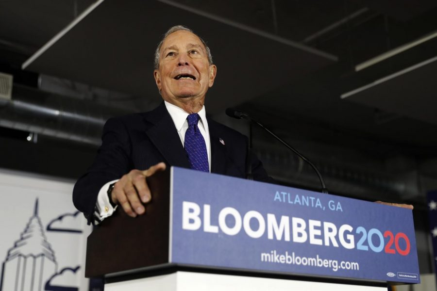 Opinion | Bloomberg undermines and threatens Democratic values
