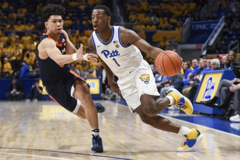Sluggish second half stops Pitt's ACC Tournament run