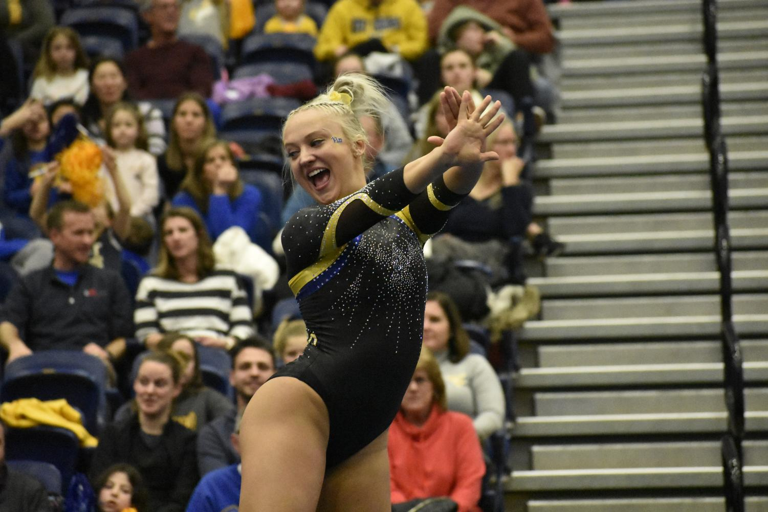 Women's swimming and diving posts strong ACC Tournament - The Pitt News