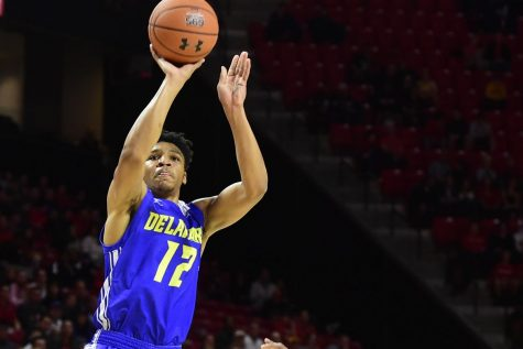 Pitt sophomore transfer Ithiel Horton averaged 13.2 points per game as a first-year player at Delaware.