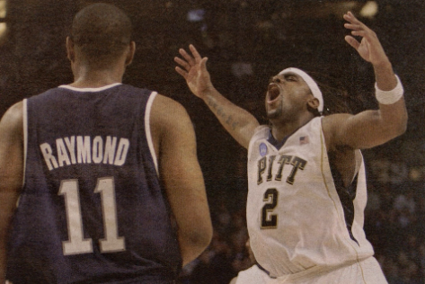 Senior guard LeVance Fields scored five points in the last minute to lift Pitt over Xavier in the 2009 NCAA Tournament Sweet 16.