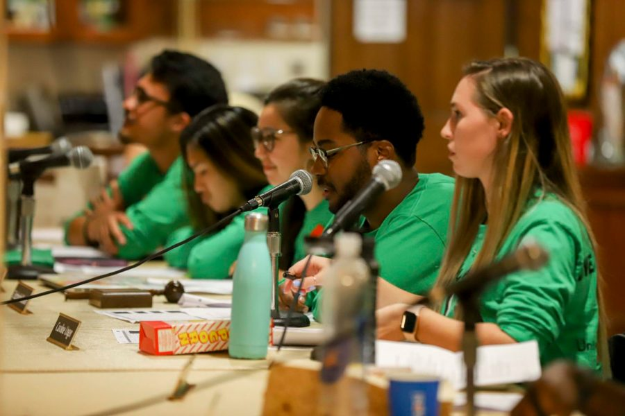 The Student Government Board currently supports enacting a $15 minimum wage for student workers.