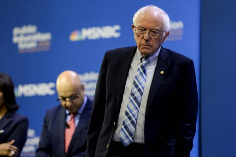 Last weekend, Anderson Cooper asked Democratic presidential candidate Sen. Bernie Sanders, I-Vt., to offer a justification for controversial comments he made about Fidel Castro's regime in the 1980s.