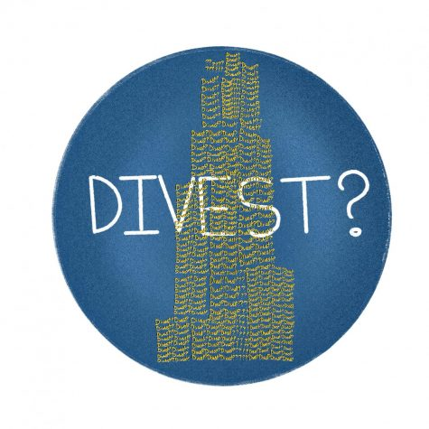 Opinion | Counterpoint: Divestment is nonnegotiable