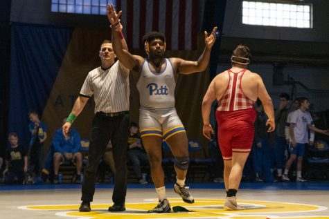 Pitt wrestling earns trio of No. 1 seeds in ACC Tournament