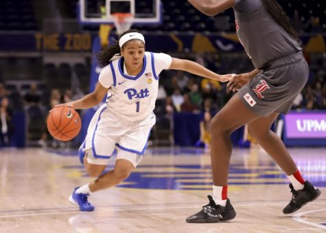 Women's basketball beginning to build on program lows