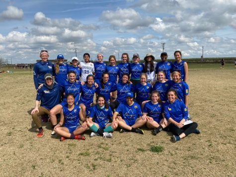 Pitt club ultimate bides time in hope for Championships
