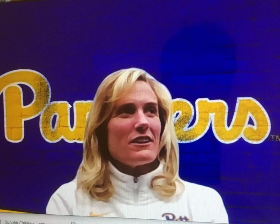 Heather Lyke addressed a group of local reporters via Zoom Thursday to discuss Pitt Athletics' adaptations in response to the COVID-19 pandemic.