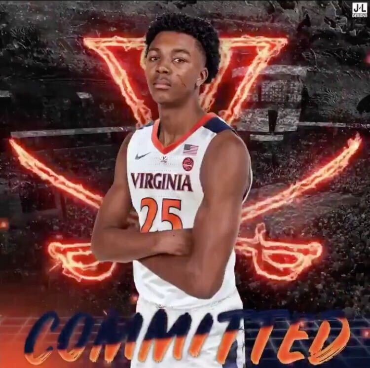 Rice transfer and Pitt target Trey Murphy III announced his commitment to Virginia Monday with a video on Twitter.