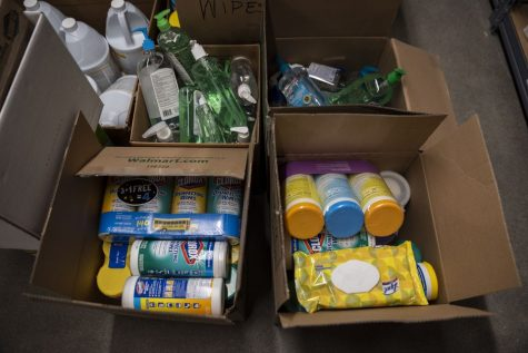 Many shelters are still accepting donations of food and especially money.