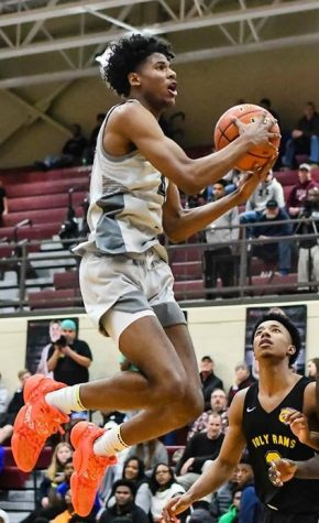 Jalen Green opted to forego the college route to play in the NBA's G League.