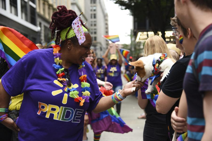 Due to the COVID-19 pandemic, Pittsburgh's two main Pride celebrations have been pushed back until the fall.