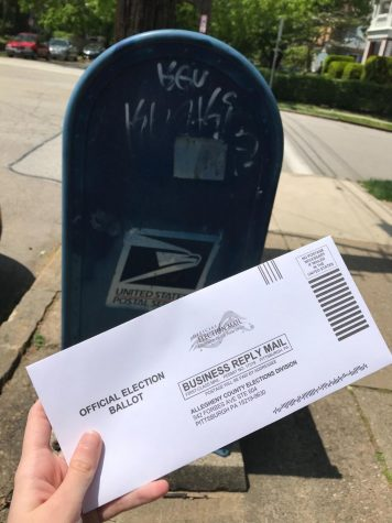 Due to concerns about the COVID-19 pandemic, Pennsylvania has allowed mail-in ballots for anyone who requests one.