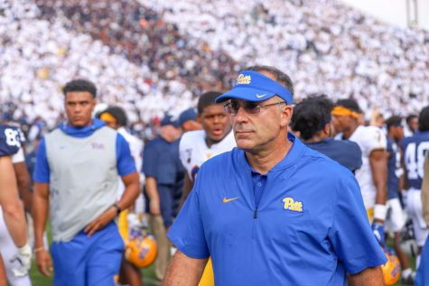 Coach Pat Narduzzi seems to be finding success in recruiting despite limited interactions with players