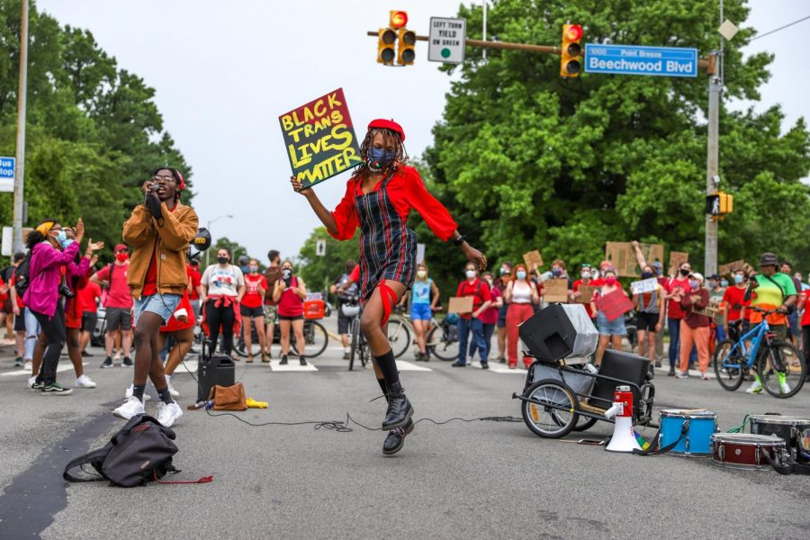 Photos: Point Breeze protests after George Floyd's death