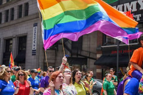 Major Pittsburgh Pride celebrations have been postponed due to the COVID-19 pandemic.