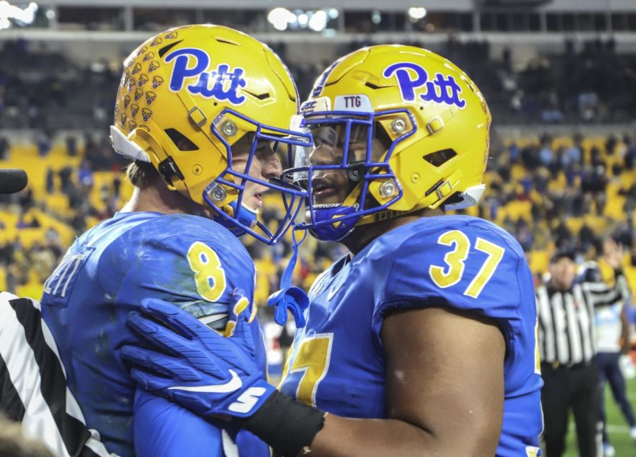 Pitt football announced a partnership last Tuesday with brand marketing consultant Jeremy Darlow.