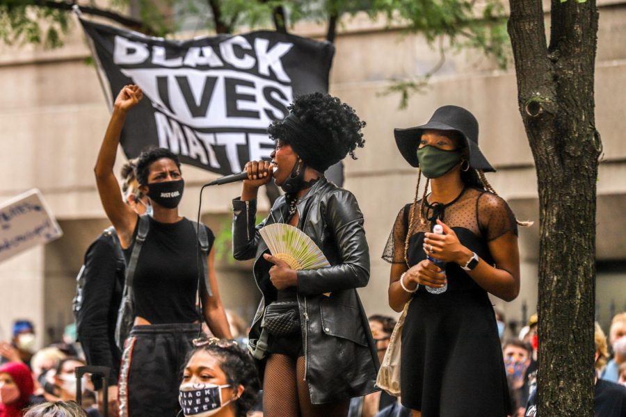 Photos: Market Square protests