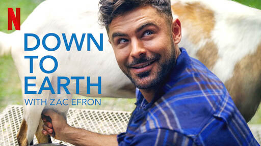 "Netflix's new documentary series ""Down to Earth with Zac Efron"" follows the actor and his co-host Darin Olien as they travel to places all over the world."