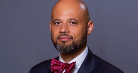 Clyde Pickett, a 2017 graduate of the School of Education, was appointed as the University's vice chancellor of diversity and inclusion in June.