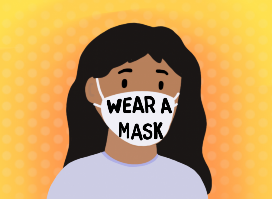 Opinion | 5 reasons you should wear a mask besides the fact that we're in a global pandemic