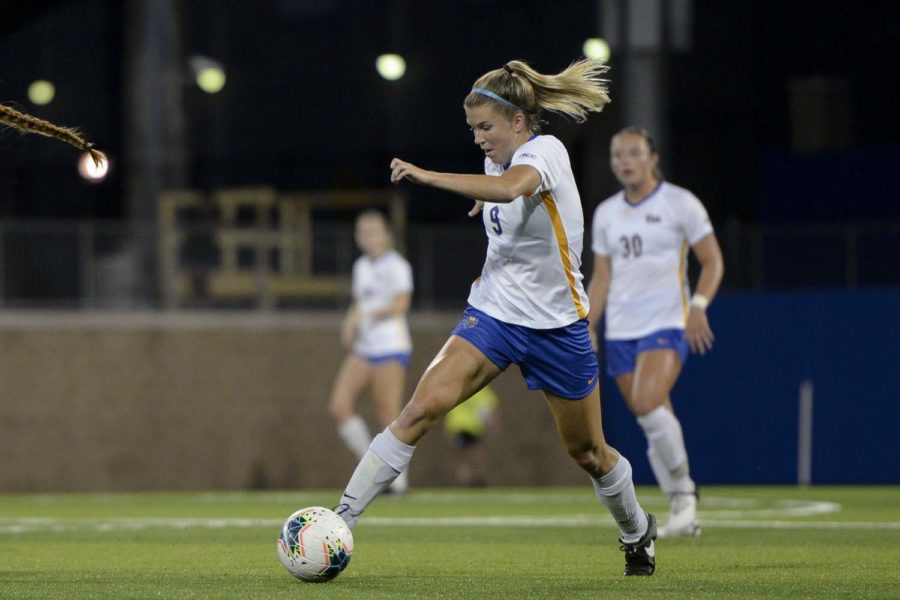 Pitt women's soccer achieved something last season that the program hadn't seen in three years — a conference win.
