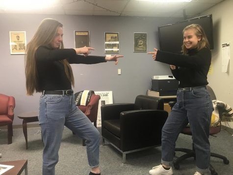 Maggie Young and Sarah Stager are the Copy Chiefs at The Pitt News.