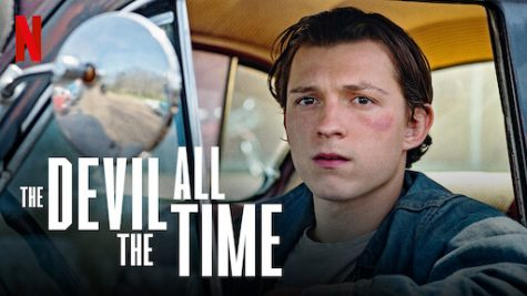 """The Devil All the Time,"" now streaming on Netflix, is directed by Antonio Campos and based on Donald Ray Pollock's 2011 novel of the same name."