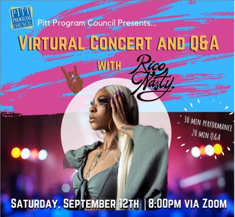 Rico Nasty was set to perform last spring at Pitt Program Council's annual Bigelow Bash before the event was cancelled due to COVID-19.