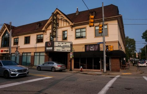 Manor Theatre, a popular movie theater in Squirrel Hill, reopened Aug. 28 after being closed since mid-March.