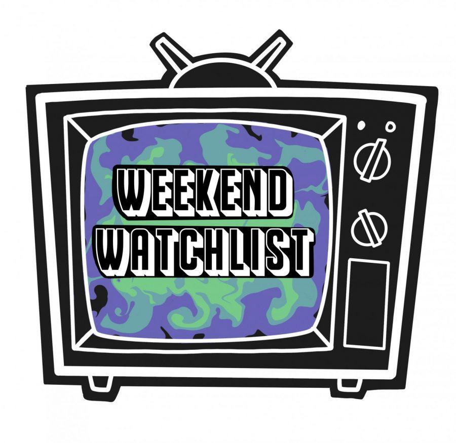 Weekend Watchlist | Superpowered Stories