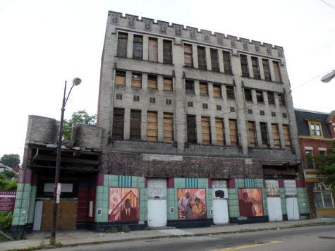 Pitt is set to lease space in the Hill District's historic New Granada Theater building for its Community Engagement Center in the neighborhood.