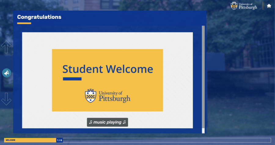 Pitt's Class of 2024 participated in a virtual Welcome Week from Aug. 16-18 to kick off an unconventional semester.
