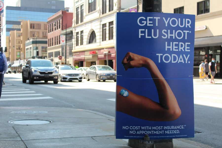 Many COVID-19 and flu symptoms are indistinguishable, making it especially important to get a flu shot this year.