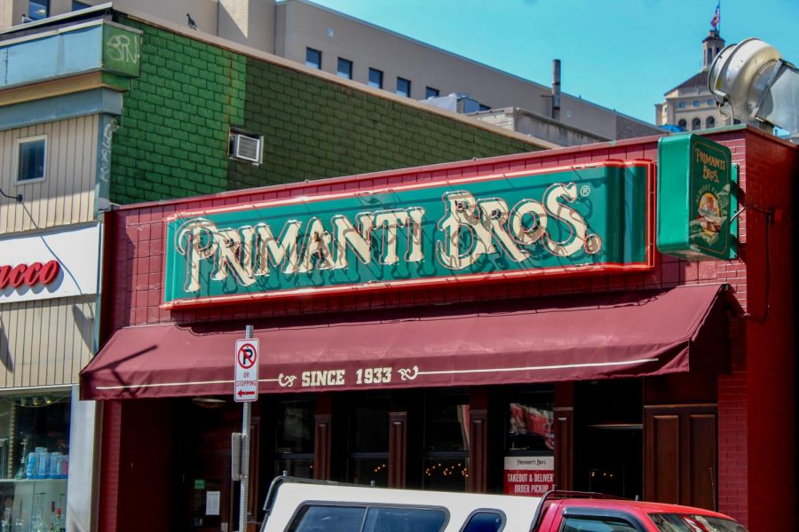 Primanti Bros. is a sandwich shop chain that finds its roots in Pittsburgh.