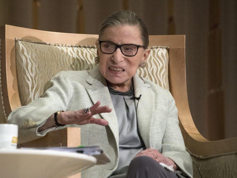 Justice+Ruth+Bader+Ginsburg.+