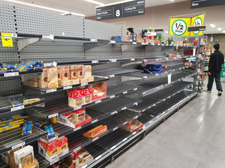 The COVID-19 pandemic has drastically affected the ways in which we consume and shop for food.