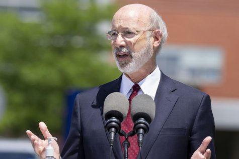 Gov. Tom Wolf claimed this week that he is unable to extend the eviction moratorium past Monday.
