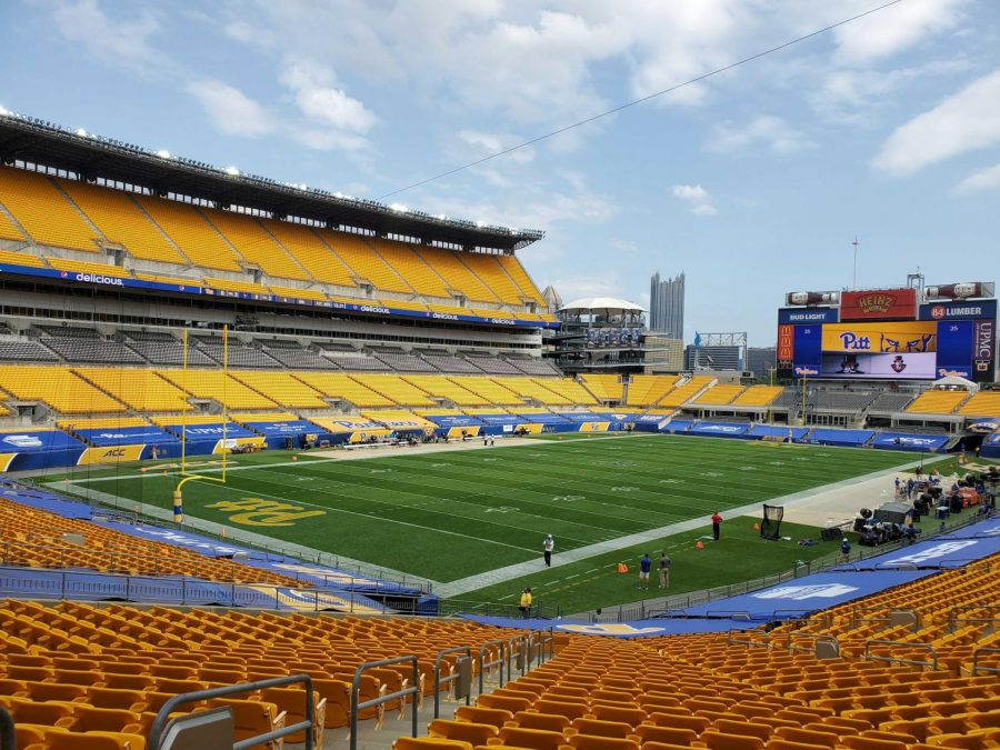 "The Pitt football program has paused all team-related activities ""due to COVID-related protocols,"" the team announced Thursday evening."