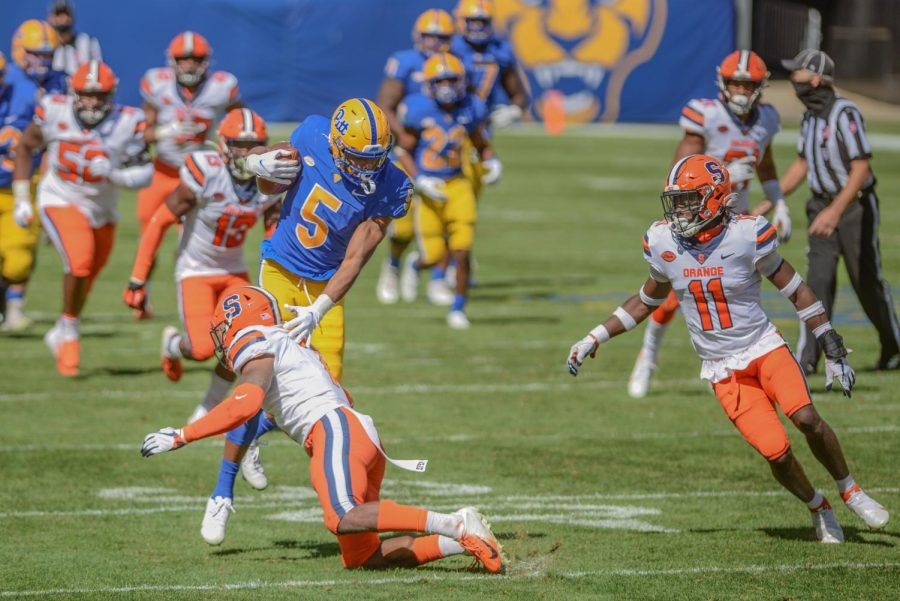 Photos: Pitt football vs. Syracuse