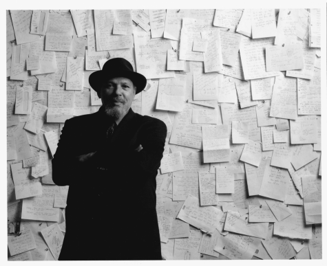 Playwright August Wilson was born and raised in Pittsburgh's Hill District.