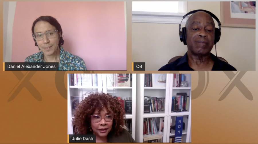 Black filmmakers Charles Burnett and Julie Dash spoke Friday afternoon about their work and legacy as members of the L.A. Rebellion, a group of Black film students at UCLA in the '60s and '70s.