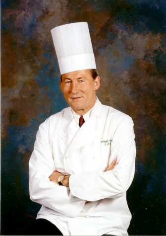 Pitt alumnus Ferdinand Metz currently serves as the president of the Culinary Institute of America.