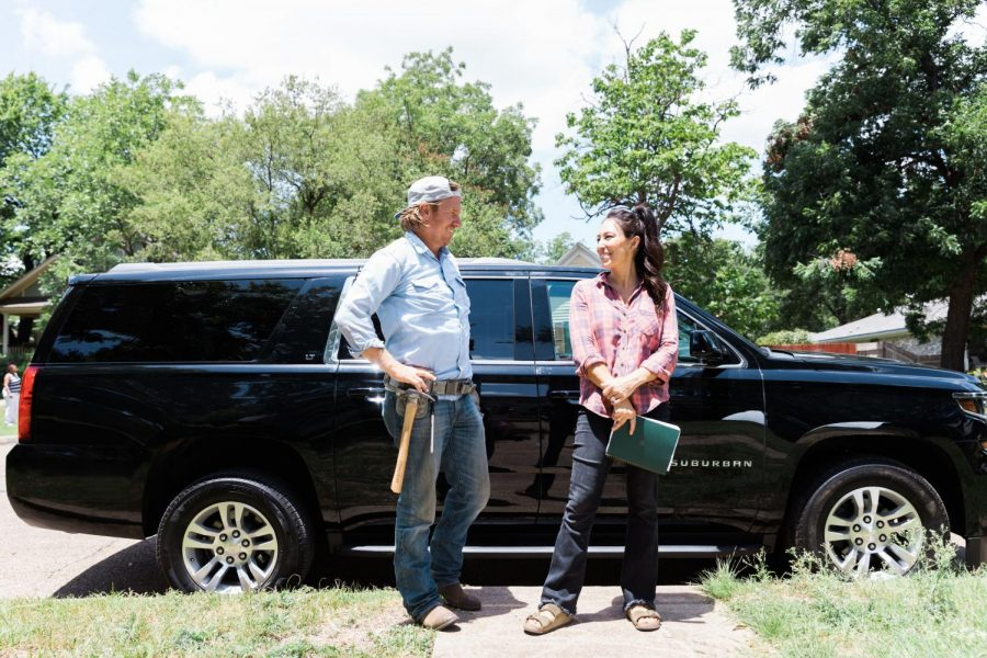 """Fixer Upper"" follows couple Chip and Joanna Gaines as they buy and renovate houses in and around Waco, Texas."